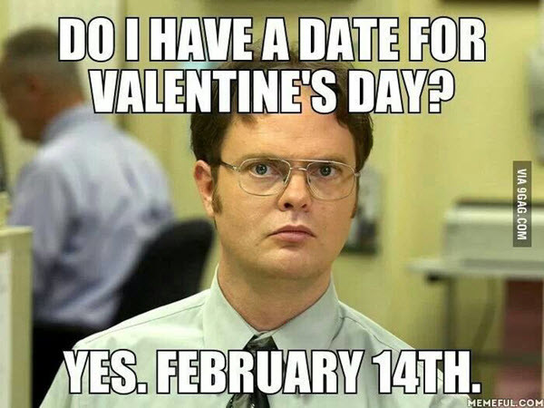 Valentine Day Memes photo 7