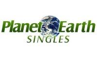 PlanetEarthSingles logo